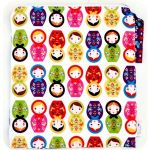 Monkey Foot Medium Wetbag - Kukkla Dolls - 11X14